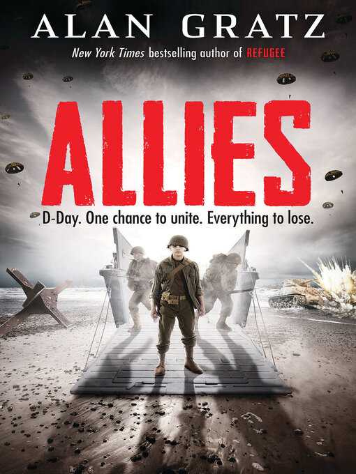 Title details for Allies by Alan Gratz - Available